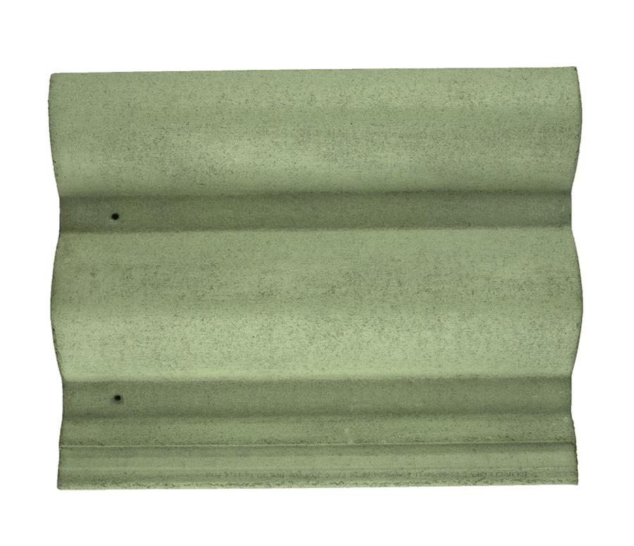 Telha de Concreto Esmeralda
