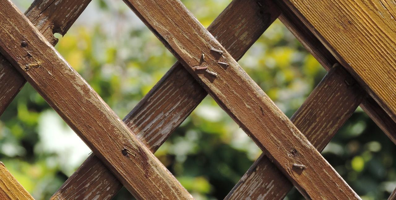 Como construir uma cerca para o jardim
