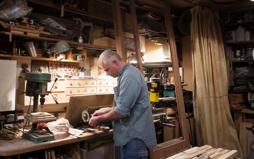 Diferença entre marcenaria e carpintaria