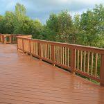 Vale a pena construir um deck de madeira?