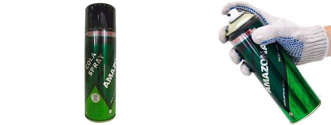 Cola Spray Amazonas