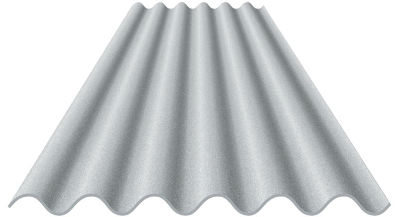 O que são telhas de fibrocimento?
